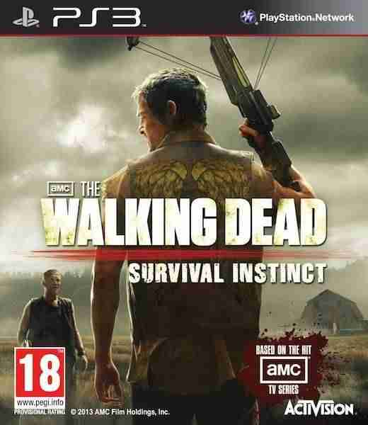 Descargar The Walking Dead Survival Instinct [MULTI][Region Free][FW 4.3x][DUPLEX] por Torrent